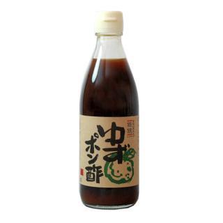 【常温】ゆずポン酢 360ml【冷凍不可】