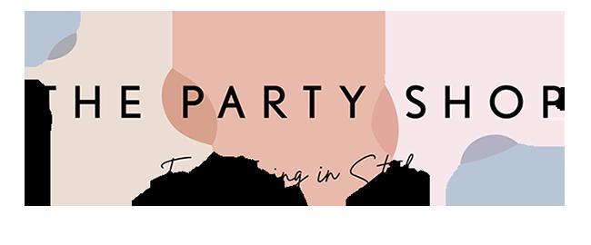 THE PARTY SHOP - 海外発!おしゃれなパーティーグッズやウェディングアイテムを集めたオンラインセレクトショップ