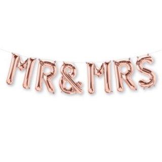 <br>NORTHSTAR BALLOONS <br>MR & MRS レターフレーズバルーン 16