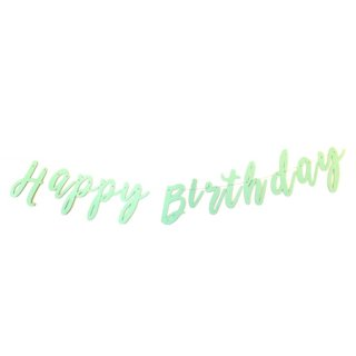 <img class='new_mark_img1' src='//img.shop-pro.jp/img/new/icons8.gif' style='border:none;display:inline;margin:0px;padding:0px;width:auto;' /><br>BRACKET <br>HAPPY BIRTHDAY スクリプトパーティーバナー ミント