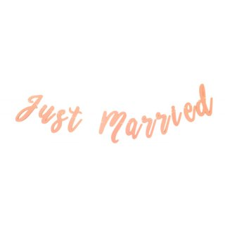 <img class='new_mark_img1' src='//img.shop-pro.jp/img/new/icons8.gif' style='border:none;display:inline;margin:0px;padding:0px;width:auto;' /><br>BRACKET <br>JUST MARRIED パーティーバナー コーラル