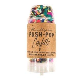 <br>Thimblepress<br>プッシュポップ コンフェッティ <br>PUSH-POP CONFETTI™