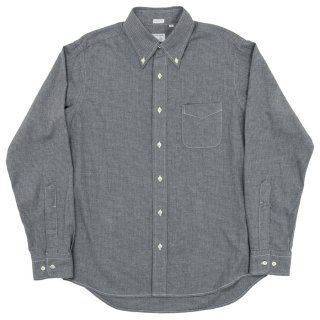Workers/ワーカーズ 『Modified  BD 』モディファイドフィット BDシャツ  Houndstooth Check千鳥格子<img class='new_mark_img2' src='//img.shop-pro.jp/img/new/icons15.gif' style='border:none;display:inline;margin:0px;padding:0px;width:auto;' />