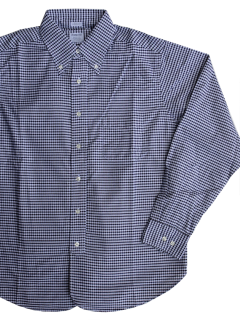 Workers/ワーカーズ 『 Lot20 Modified  BD 』モディファイドフィット BDシャツ  Black Check Supima Oxford<img class='new_mark_img2' src='//img.shop-pro.jp/img/new/icons15.gif' style='border:none;display:inline;margin:0px;padding:0px;width:auto;' />