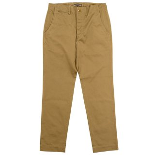 <img class='new_mark_img1' src='//img.shop-pro.jp/img/new/icons15.gif' style='border:none;display:inline;margin:0px;padding:0px;width:auto;' />Workers/ワーカーズ  『Officer Trousers /オフィサートラウザー 』Slim Type 1 スリムフィット UCMC khaki カーキ