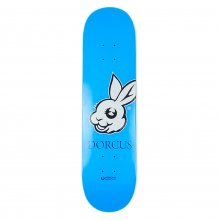 "<img class='new_mark_img1' src='https://img.shop-pro.jp/img/new/icons14.gif' style='border:none;display:inline;margin:0px;padding:0px;width:auto;' />DORCUS GRAPHITE WOOD ""MADBUNNY SKATE DECK"" BLUE DORCUS 7.75 X 31inch"
