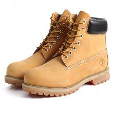 Timberland / 6-Inch Premium Waterproof Boots - Wheat Nubuck