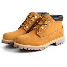 <img class='new_mark_img1' src='//img.shop-pro.jp/img/new/icons14.gif' style='border:none;display:inline;margin:0px;padding:0px;width:auto;' />Timberland / Waterproof Chukka Boots - Wheat Nubuck with Chocolate