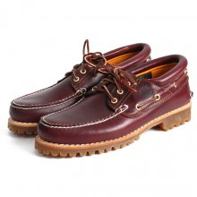 Timberland / 3-Eye Classic Lug Shoes - Burgundy Pull Up
