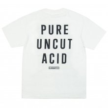 "WE MARK -stop the press- ""PURE UNCUT ACID TEE"""