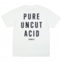 "WE MARK -stop the press- ""PURE UNCUT ACID DOT TEE"""