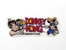 <img class='new_mark_img1' src='//img.shop-pro.jp/img/new/icons14.gif' style='border:none;display:inline;margin:0px;padding:0px;width:auto;' />DONKEY KONG BLUE clear Wappen -vintage-