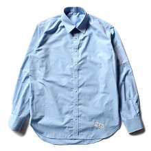 "AKA SIX simon barker × FRAGMENT DESIGN ""CLASSIC LONG SLEEVE SHIRT"""