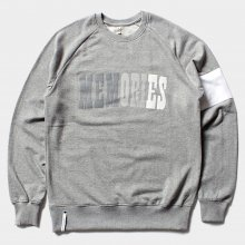"AKA SIX simon barker × FRAGMENT DESIGN ""MEMORIES SWEAT SHIRT"""