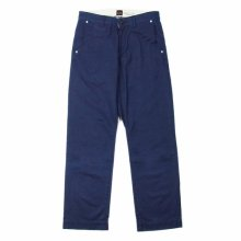 "THE OVERALLS ""DENIM TROUSER"""