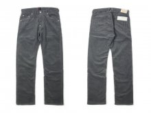 "THE OVERALLS ""1st CORDUROY PANTS"" gray"