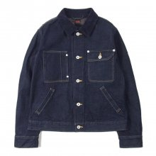 "THE OVERALLS ""THE MAN DENIM JACKET"""
