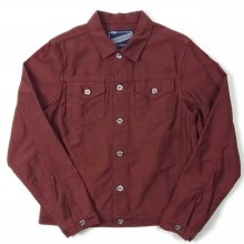 "THE FABRIC ""131-JKT burgundy"""