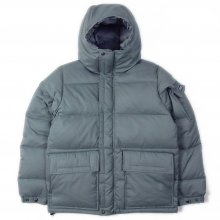 THE FABRIC PNAG PANG DOWN JACKET with Ptarmigan Down Wear GRAY