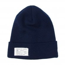 "<img class='new_mark_img1' src='//img.shop-pro.jp/img/new/icons14.gif' style='border:none;display:inline;margin:0px;padding:0px;width:auto;' />NEW ERA × FRAGMENT DESIGN ""BASIC CUFF KNIT"" navy"