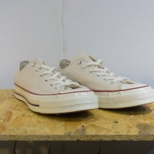 CONVERSE Chuck Taylor® All Star® CT 70 OX LO -Parchment- US10.5