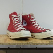 <img class='new_mark_img1' src='//img.shop-pro.jp/img/new/icons14.gif' style='border:none;display:inline;margin:0px;padding:0px;width:auto;' />CONVERSE Chuck Taylor&#174; All Star&#174; CT 70 OX HI -クリムソンレッド- US9.5