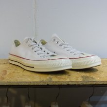 <img class='new_mark_img1' src='//img.shop-pro.jp/img/new/icons14.gif' style='border:none;display:inline;margin:0px;padding:0px;width:auto;' />CONVERSE Chuck Taylor&#174; All Star&#174; CT 70 OX LO  -WHITE- US10