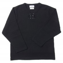 <img class='new_mark_img1' src='//img.shop-pro.jp/img/new/icons26.gif' style='border:none;display:inline;margin:0px;padding:0px;width:auto;' />Hombre Nino × tone HOCKEY SWEATER -black-