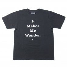 "BLUTH SKATEBOARDS ""It Makes Me Wonder"" TEE"