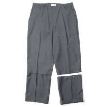 <img class='new_mark_img1' src='//img.shop-pro.jp/img/new/icons41.gif' style='border:none;display:inline;margin:0px;padding:0px;width:auto;' />【40% off】tone 2WAY SLACKS -gray-