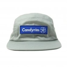 CANDYRIM -wareline- TWILL JET CAP -gray/blue-