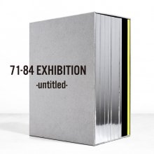 untitled 71-84 exhibition book -ltd.1500-