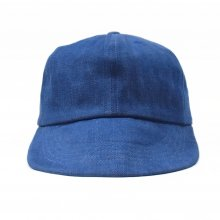 THE COLOR CLASSIC DENIM ONE CAP -wash denim-