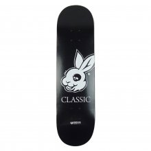 "<img class='new_mark_img1' src='//img.shop-pro.jp/img/new/icons14.gif' style='border:none;display:inline;margin:0px;padding:0px;width:auto;' />DORCUS GRAPHITE WOOD ""MADBUNNY SKATE DECK"" BLACK CLASSIC 8 X 31.25inch"