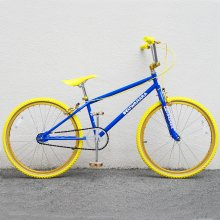 KUWAHARA SURVIVOR 24  -BLUE / YELLOW-