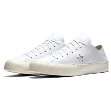 CONVERSE  ONE STAR PRIME LOW TOP -WHITE-
