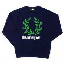 TRANSPORT LAUREL SWEAT -navy-