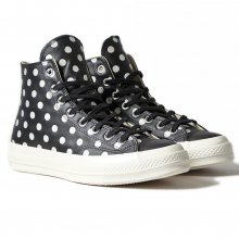 <img class='new_mark_img1' src='//img.shop-pro.jp/img/new/icons14.gif' style='border:none;display:inline;margin:0px;padding:0px;width:auto;' />CONVERSE Chuck Taylor® All Star® CT 70 HI POLKA DOTS -black-