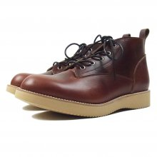 "THE COLOR ""FOUR STARS SHORT BOOTS by Tomo & co"" BROWN"