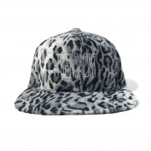 <img class='new_mark_img1' src='//img.shop-pro.jp/img/new/icons14.gif' style='border:none;display:inline;margin:0px;padding:0px;width:auto;' />TRANSPORT Leopard Cap -silver-