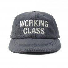 THE COLOR  WORKING CLASS CAP -fleece-