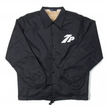 TRANSPORT 7P LOGO BOA COACH JACKET -black-