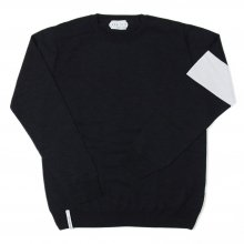 "<img class='new_mark_img1' src='//img.shop-pro.jp/img/new/icons14.gif' style='border:none;display:inline;margin:0px;padding:0px;width:auto;' />AKA SIX simon barker ""MELINO WOOL JUMPER"" -black/white-"