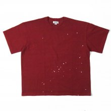 <img class='new_mark_img1' src='//img.shop-pro.jp/img/new/icons14.gif' style='border:none;display:inline;margin:0px;padding:0px;width:auto;' />tone PAINTED T SHIRT -RED-