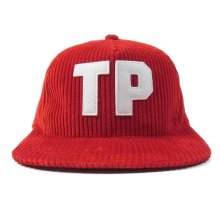 TRANSPORT TP CORDUROY CAP -red-