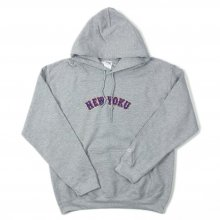 UNIIN NEW-YOKU SWEAT PARKER -gray-