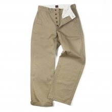"THE OVERALLS ""CHINOS""-beige-"