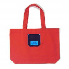 PEEL&LIFT PVC pocket canvas torte bag -red-