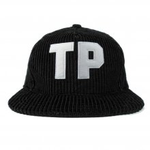 TRANSPORT TP CORDUROY CAP -black-