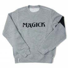 "AKA SIX simon barker ""MAGICK SWEAT SHIRT"""